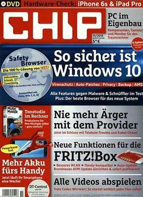 Chip mit DVD 4 Monatsabo mit effektiv 0,40€ Gewinn + mehr Top Abos