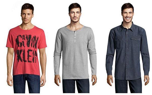 Reduzierte Calvin Klein Fashion bei vente privee   z.B. T Shirts ab 15€