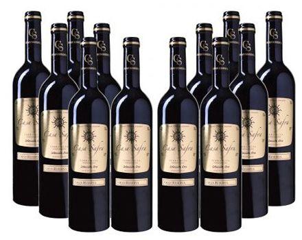 Casa Safra Terra Alta 12 Flaschen Casa Safra Terra Alta DO Gran Reserva für 49,90€