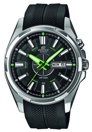 Casio Edifice EFR 102 1A3VEF Casio Edifice Herren Armbanduhr für 64,15€ (statt 99€)