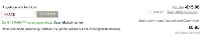 Charles Tyrwhitt Kasse TOP! 15€ Gutschein für Charles Tyrwhitt ohne MBW – z.B. Hemden ab 12€