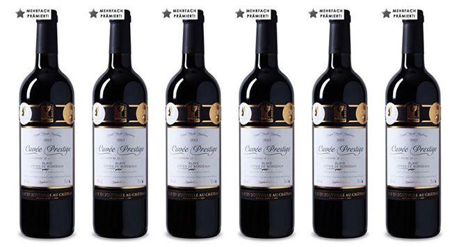 Tipp! 6 Flaschen Chateau le Grand Moulin für 35,94€   9 fach prämiert!