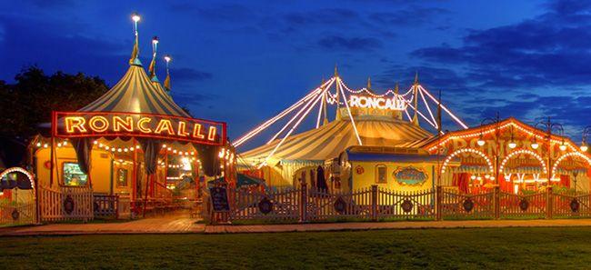 Circus Roncalli Circus Roncalli Tickets ab 9€ (statt 21,90€) bei vente privee