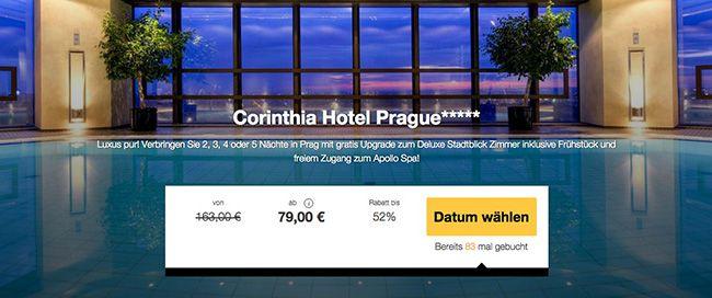 Corinthia Hotel Prag