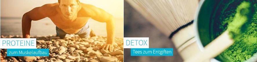 Detox Vitafy mit 20% Rabatt auf fast alles ab 100€   günstige Sportler und Ergänzungs Nahrung
