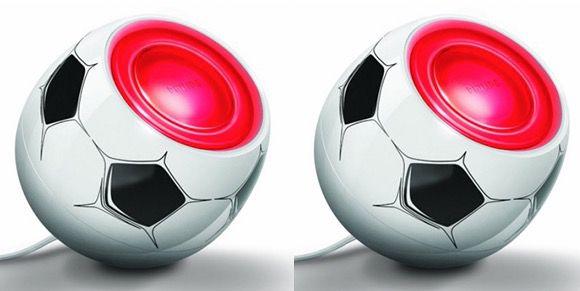 Doppelpack Philips 6915055PH Doppelpack Philips 6915055PH LivingColors Soccer Edition für 27,95€ (statt 40€)