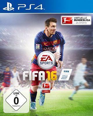 Fifa 16 PS4 Fifa 16   PS4 Game für 21,99€ (statt 26€)
