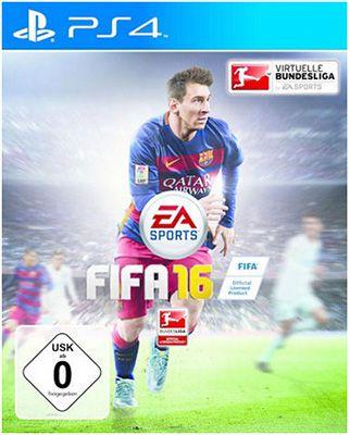 Fifa 16 Fifa 16 (PS3, PS4, Xbox 360, Xbox One) für 44,99€   nur für Otto Neukunden