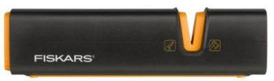 Fiskars Spaltaxt X25 mit Transportschutz + inkl. Axtschärfer Xsharp ab 46,74€