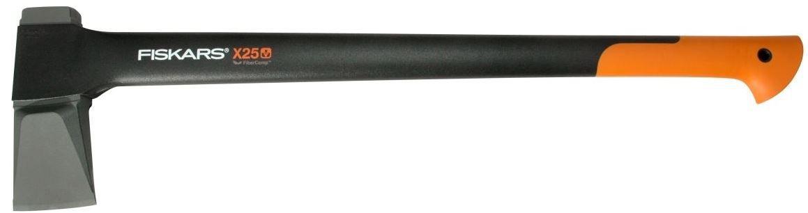Fiskars Spaltaxt X25 mit Transportschutz für 39,99€