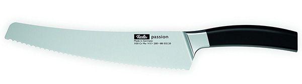 Schnell! Fissler Passion Brotmesser 20 cm für 30,99€ (statt 67€)