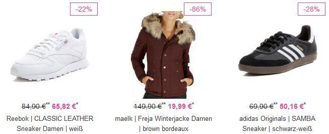 Freya Winterjacke Vaola Sport und Fashion Aktikel mit 10% Extra Rabatt auf Alles   auch im 70% Sale