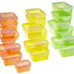 MaxxCuisine – 50 teiliges Frischhaltedosen Set mit Klick-It System für 24,99€