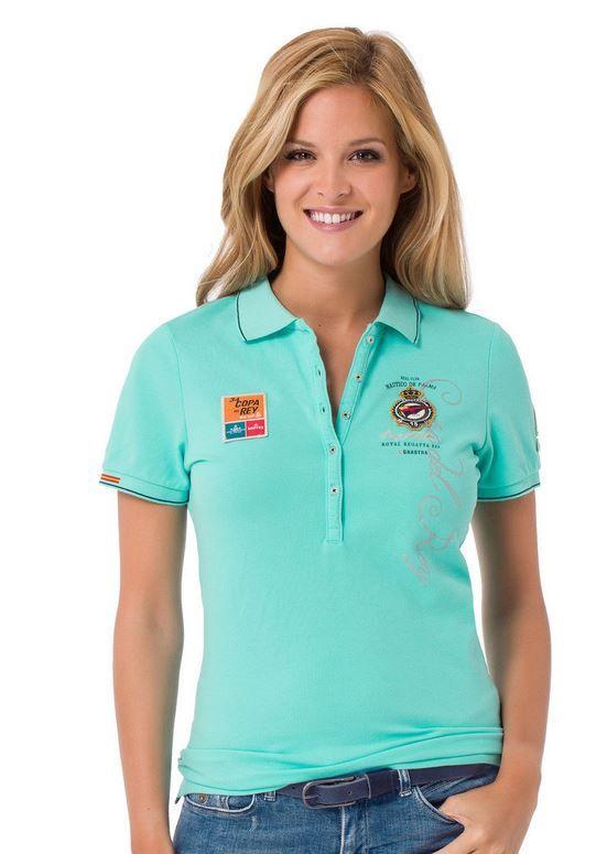 neueste Kollektion elegantes Aussehen am besten bewerteten neuesten GAASTRA Coba - Damen Polo Shirt für nur 27,99€