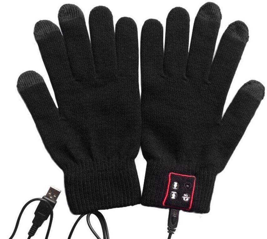 geniales Gadget   Bluetooth Handschuhe für den Winter ab 7,52€