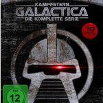 Kampfstern Galactica – Die komplette Serie (+DVD) [9 Blu-rays] statt 32€ für 24,97€ [prime]
