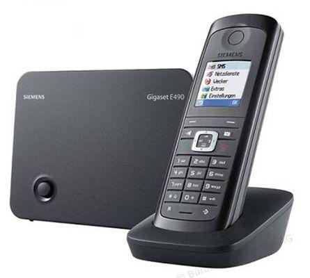 Gigaset E490 DECT Schnurlos Telefon für 59,95€ (statt 75€)