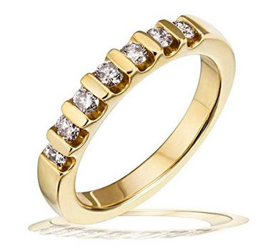 Goldmaid Memoire Damen-Ring