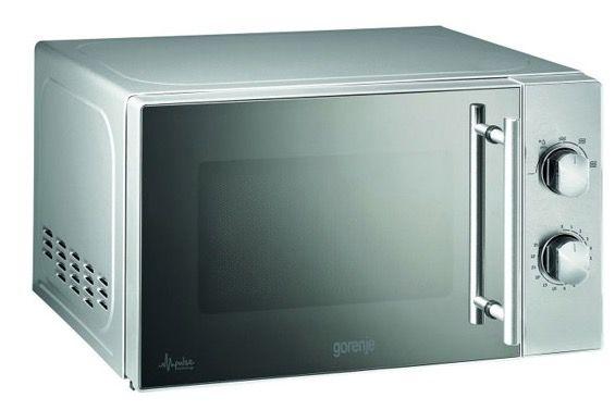 Gorenje MMO20MEII Mikrowelle Gorenje MMO20MEII Mikrowelle für 34,90€ (statt 69€)   800 Watt, 20 Liter