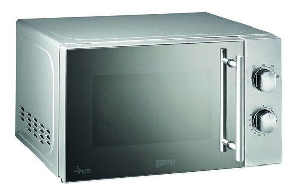 Gorenje MMO20MEII Mikrowelle für 34,90€ (statt 69€)   800 Watt, 20 Liter