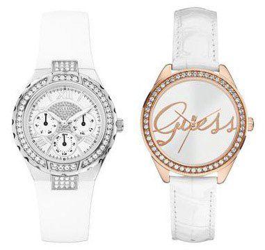 Guess Damenuhren Guess Viva oder Whisper Damenuhr für je 55,90€
