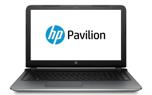 HP 15 ab052ng   15,6 Zoll Full HD Notebook (1,8 GHz, 8GB Ram, 1TB+8GB Flash, DOS) für 406,99€