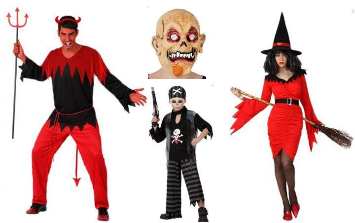 Halloween Sale mit bis zu 70% Rabatt @Zengoes   coole Kostüme und grausige Accessoires