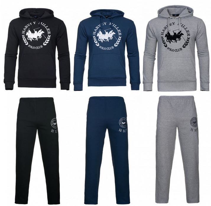 Harvey Miller Polo Club Fitness und Jogginganzüge für 24,99€