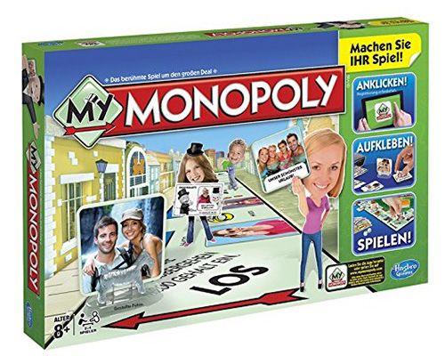 Hasbro A8595100   My Monopoly Brettspiel ab 5€ (statt 13€)