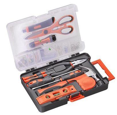 Haushalts Werkzeugkoffer 72 teilig für 9,99€