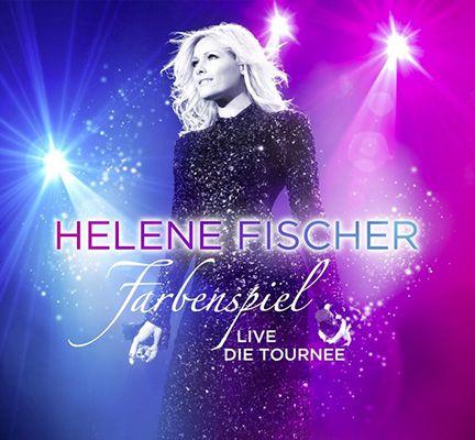 Helene Fischer Farbenspiel Live   Die Tournee (2CD) ab 5,99€ (statt 13€)