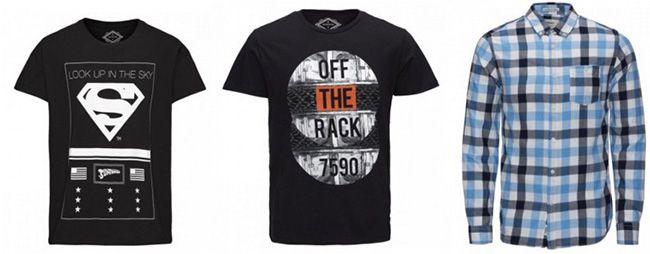 Herren und Damen T Shirts TOP! 30% Rabatt auf alle Herren und Damen T Shirts bei Jeans Direct