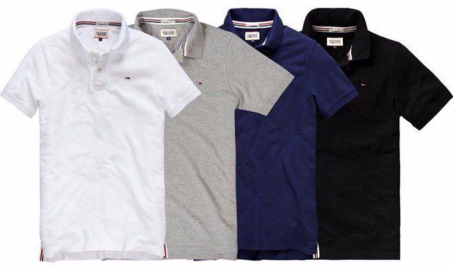 Hilfiger Denim Pilot Poloshirt in 4 Farben für je 29,90€