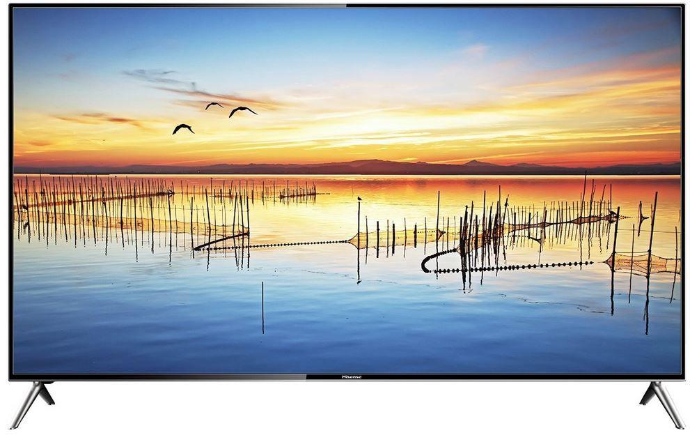 Hisense HE58KEC730   58 Zoll 3D Smart UHD TV mit triple Tuner und PVR für 799,99€