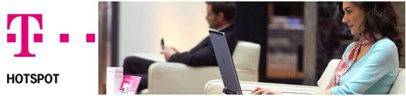 HotSpot Tipp: Telekom HotSpots täglich bis zu 6 Std. kostenlos nutzen