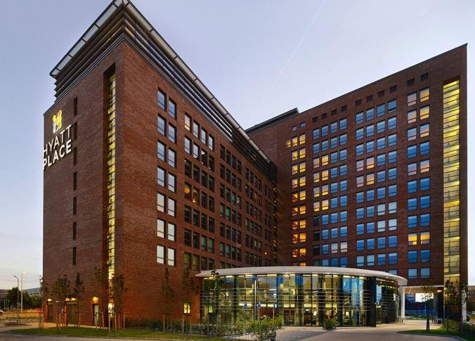 Hyatt Hyatt Place Amsterdam Airport 4* Hotel + Grachtentour 2 Nächte ab nur 89€