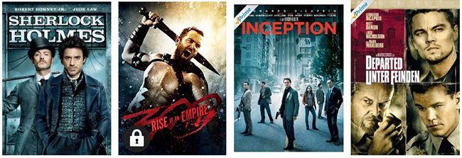 Filme ab 1,99€ ausleihen oder ab 4,99€ kaufen bei Amazon Instant Video