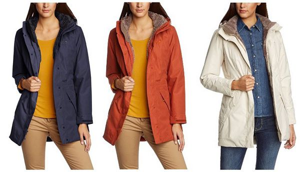 Jack Wolfskin 5th Avenue Coat Damen Mantel ab 48€   nur für Studenten!