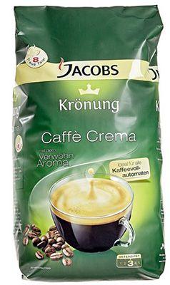 1kg Jacobs Krönung Caffè Crema ganze Bohne ab 8,54€