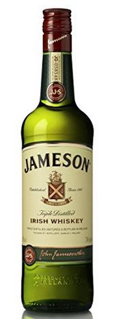 Jameson Irish Whiskey (0,7 Liter, 40%) ab 14,99€ (statt 21,50€)