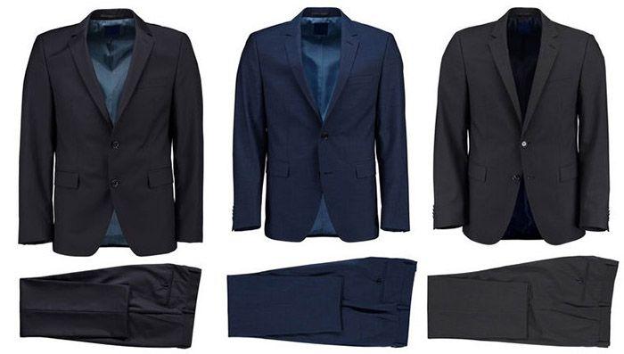 Joop Herren Anzug Knaller! Joop Herren Anzug Finch Brad für 199,90€ (statt 300€)