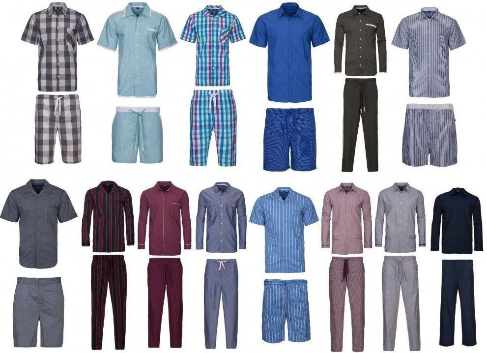 Joop Schlafanzüge JOOP Herren Pyjamas 10 Modelle für je 14,99€ (statt 34€)