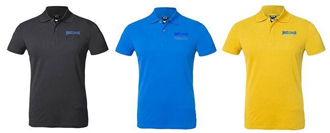 Just Cavalli Poloshirts Just Cavalli Poloshirts in verschiedenen Farben für je 16,99€ (statt 26€)