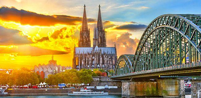 2 4 Tage Köln im BEST WESTERN Hotel + Schifffahrt ab 55€ p.P.