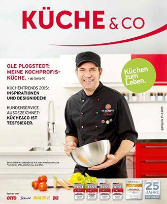 Kostenlos! Küche & Co. Katalog gratis anfordern   ca. 100 Seiten!