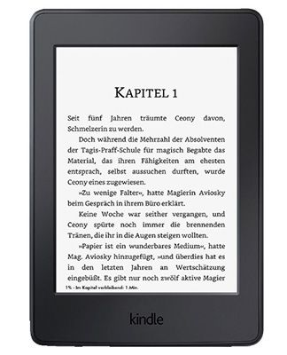 Kindle Paperwhite 2015 Kindle Paperwhite (2015) ab 94€   6 Zoll, 300 ppi, WLAN