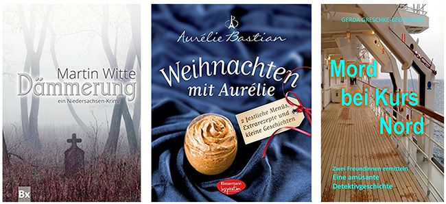 Kostenlos! Div. eBooks bei Amazon   z.B. Dämmerung: Ein Niedersachsen Krimi
