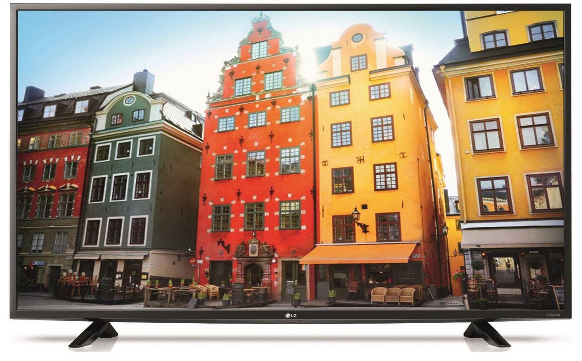LG 49UF6409   49 Zoll Ultra HD WLan Smart TV für nur 599€