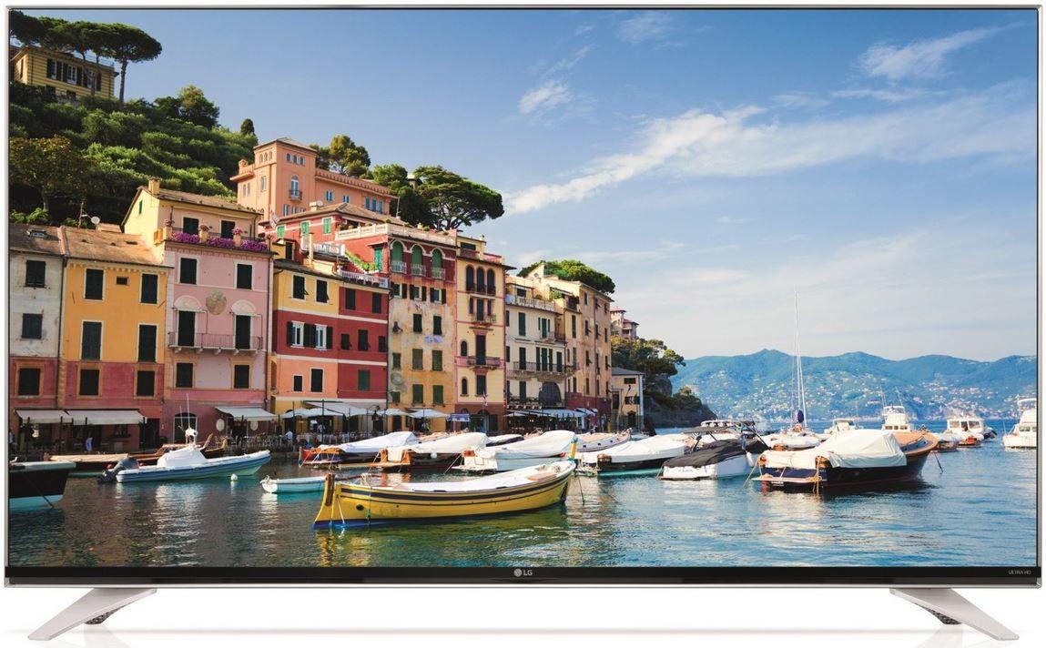 LG 55UF8409   55 Zoll Smart TV (EEK: A+) für 799€ (statt 1115€)