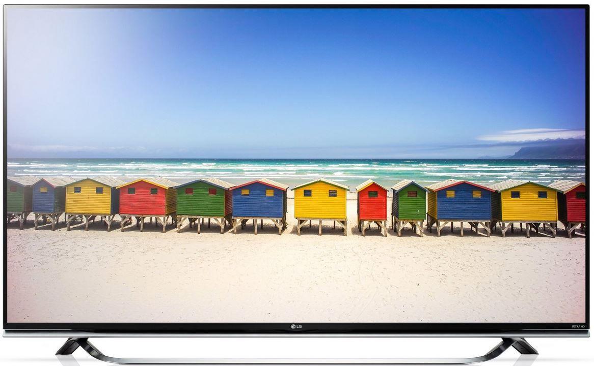 LG 49UF8509   49 Zoll 3D UHD TV mit triple Tuner (DVB T2) für 849€